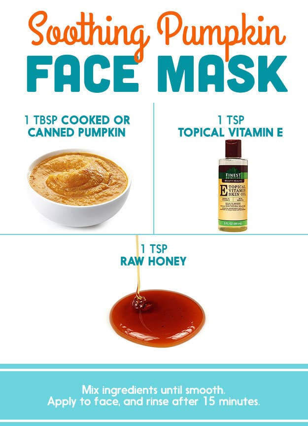 Heres what dermatologists said about those diy pinterest face masks cooked pumpkin honey topical vitamin e solutioingenieria