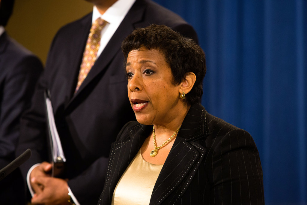 """Loretta Lynch: """"Actions Predicated On Violent Talk"""" Toward Muslims Will Be Prosecuted"""