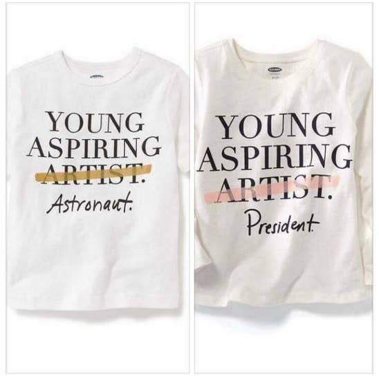 a31ba1a68432 People Are Pissed Old Navy Is Selling These Baby Shirts