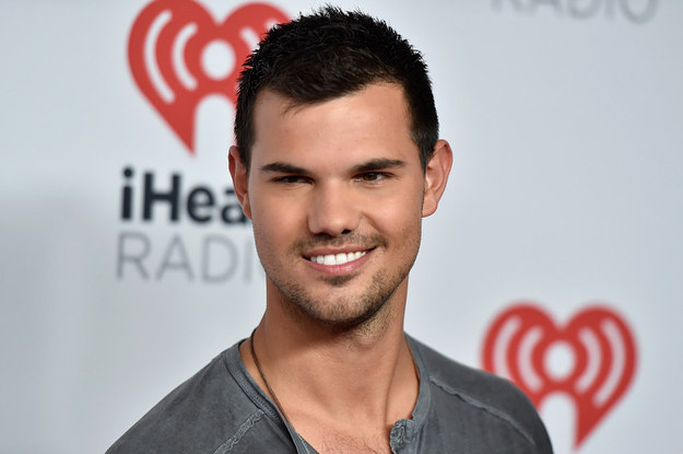 2015 Was The Year Taylor Lautner Was Still Really Hot