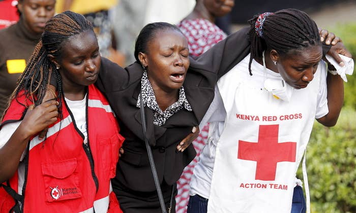 """This heartbreaking story focuses on those who lost friends and relatives in the April attack on Garissa University in northern Kenya, as gunmen hunted and killed more than 140 people. As Jina Moore writes, """"This is the story of Kenyans coming to claim their dead."""""""
