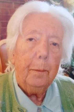 Rita King, 81, allegedly shot dead by her husband at a care home.