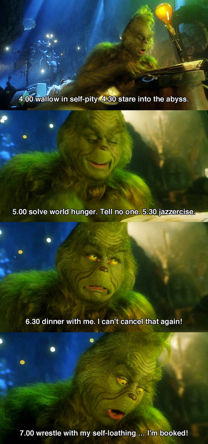 """Relatable Quotes The 12 Most Relatable Quotes From """"the Grinch"""""""