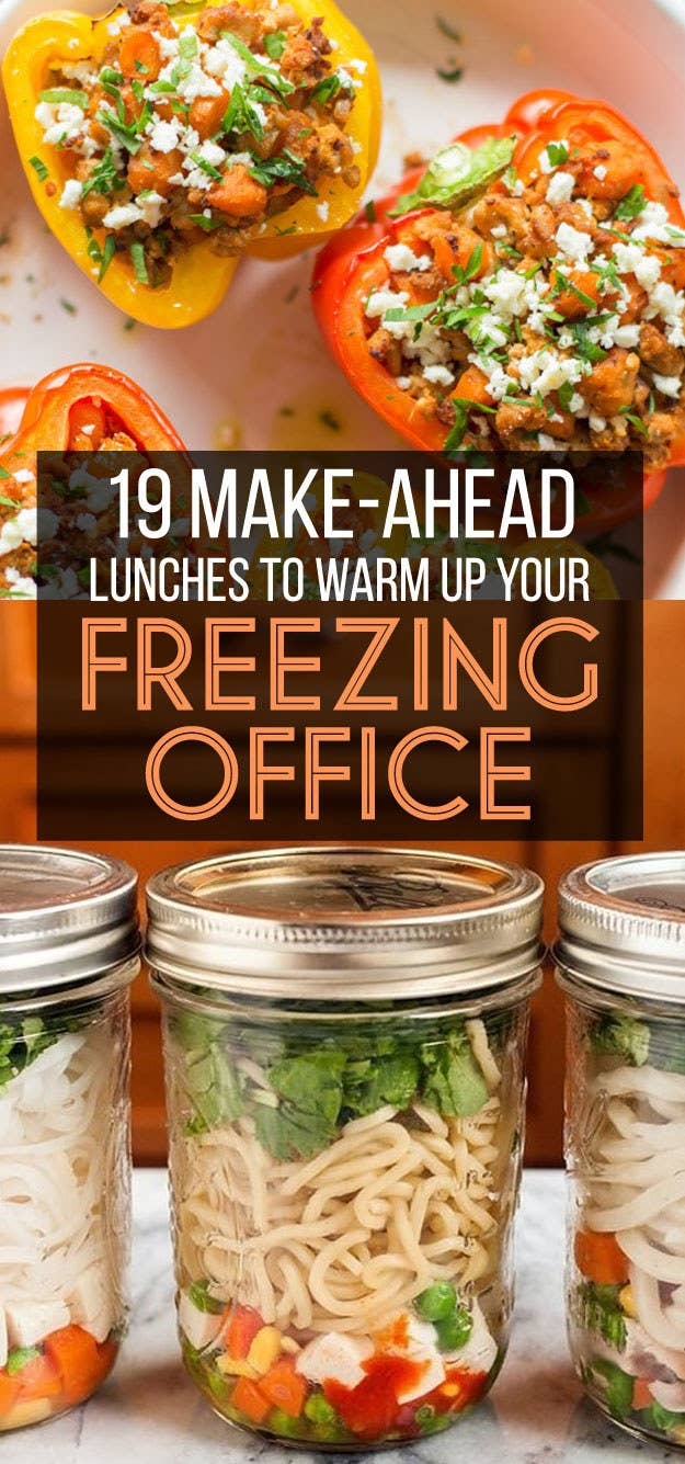 19 easy hot lunch ideas that will warm up your freezing office share on facebook share forumfinder Gallery