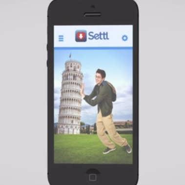 snl settl dating app