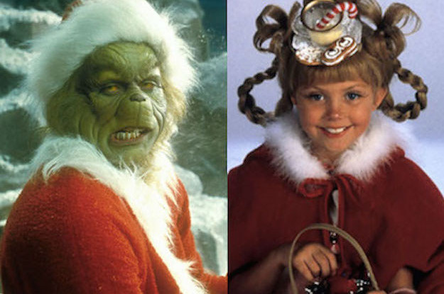 "Which ""How The Grinch Stole Christmas"" Character Are You?"