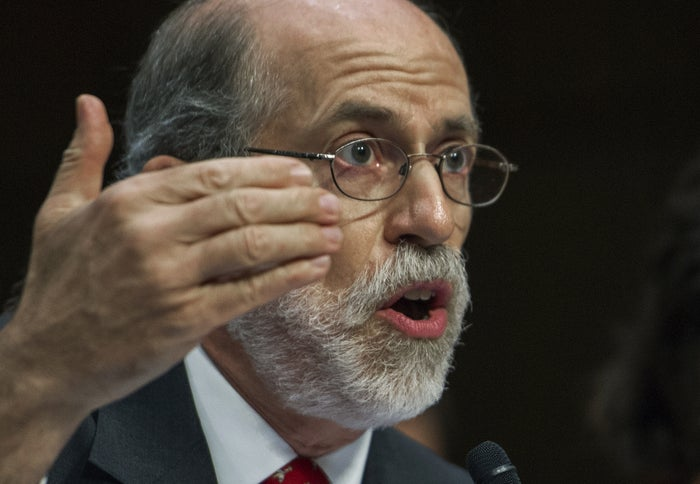 Frank Gaffney testifies at the US Senate in July 2013.