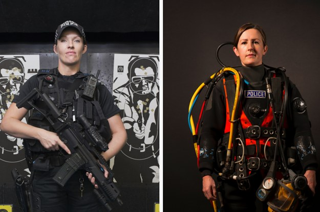 Hookup a woman in law enforcement