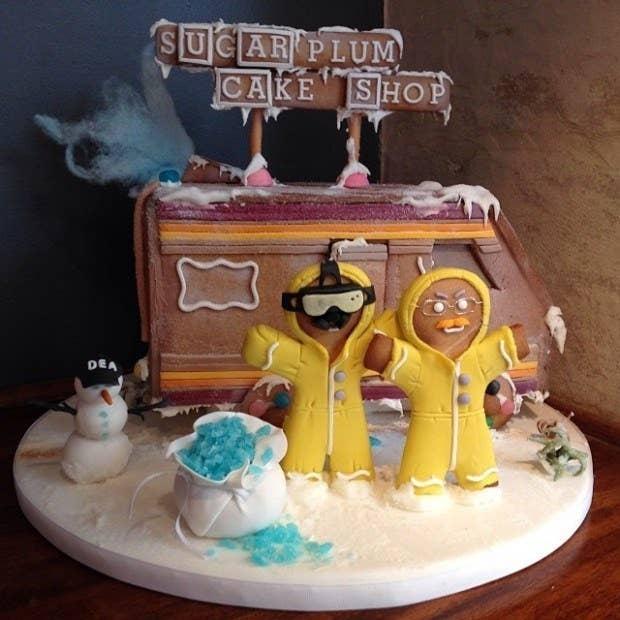 More like baking bad, amiright?