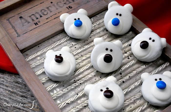 19 Amazingly Cute Ideas For Christmas Treats That You Can
