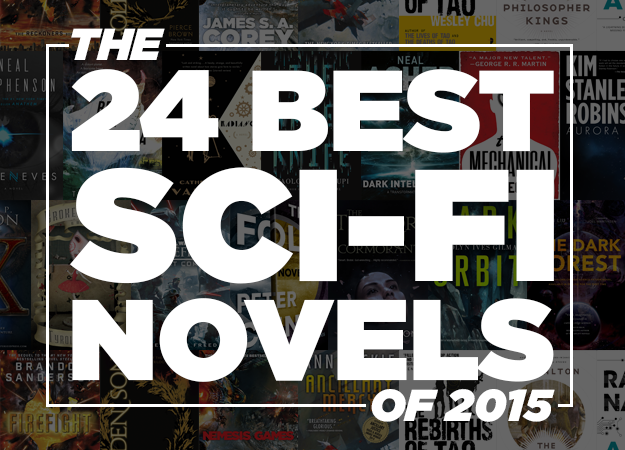 206 Best Nooks Images On Pinterest: The 24 Best Science Fiction Books Of 2015