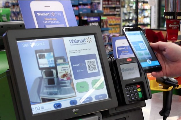 Walmart Still Not Accepting Apple Pay, Launches Walmart Pay