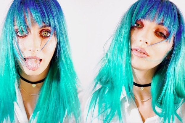 8 Girls With Amazing Colored Hair You Should Follow On Instagram