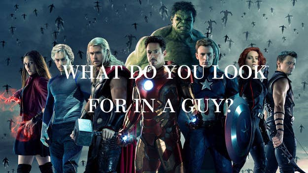 Who Is Your Avengers Boyfriend (Including Bucky, Loki, And