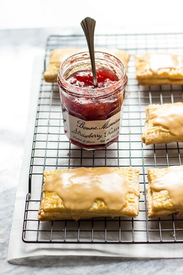 Peanut Butter and Jelly Poptarts