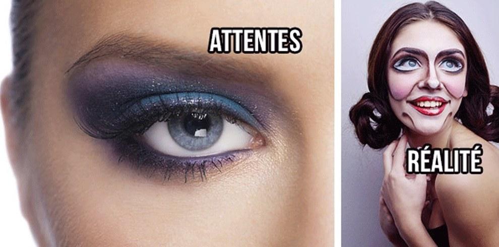 le maquillage color - Colori Maquillage