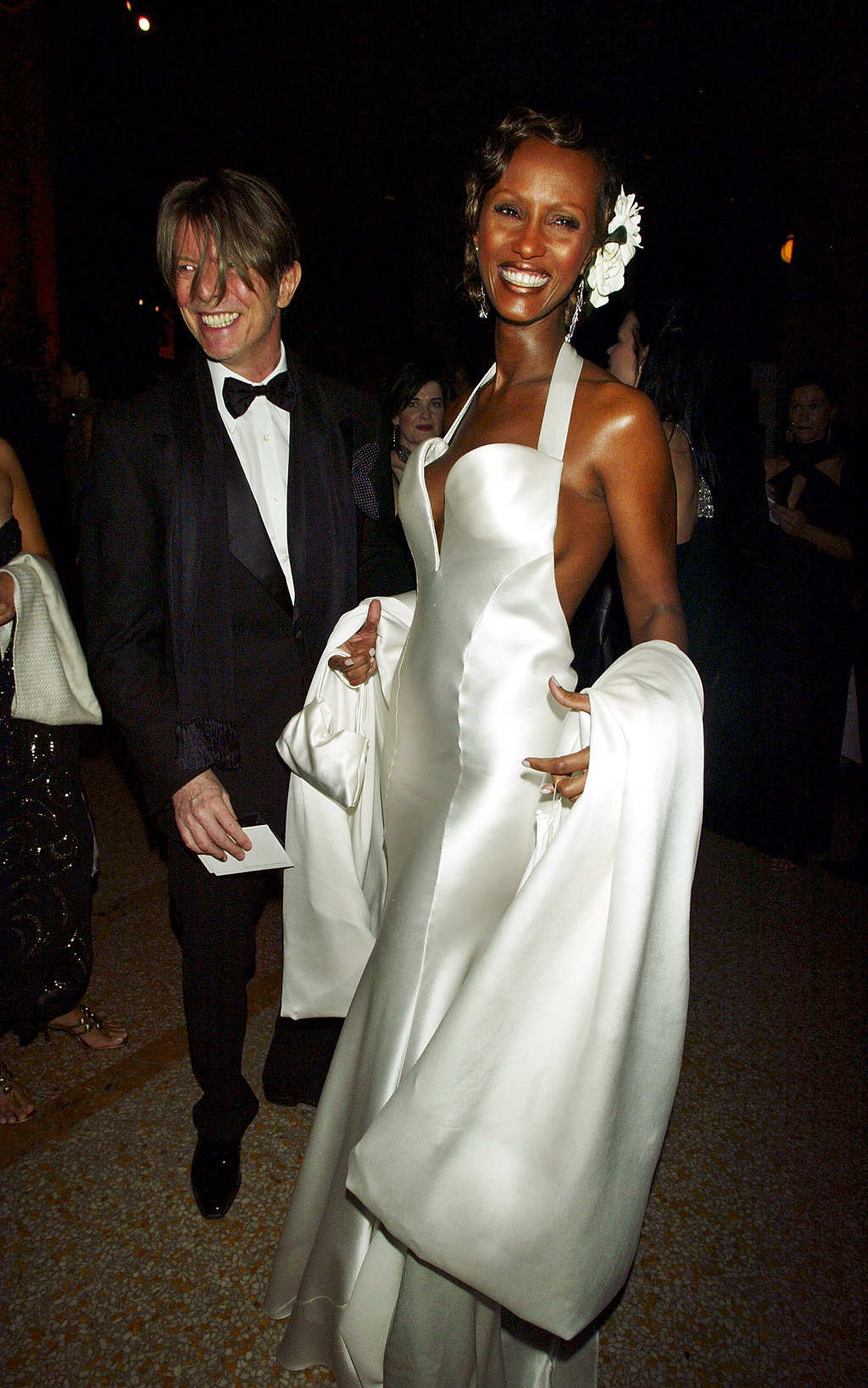 Let's Take A Moment To Appreciate David Bowie And Iman's Love Story