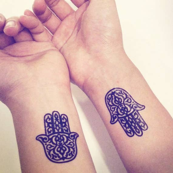 b6117e808 68 Beautiful Temporary Tattoos You'll Want To Keep Forever