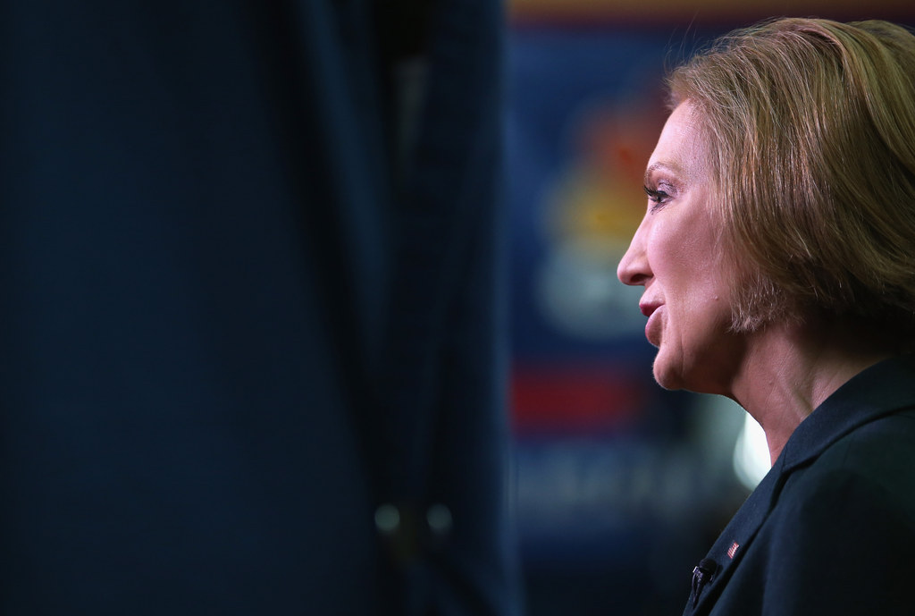 Carly Fiorina, Unlike Rand Paul, Sees Undercard Debate As Opportunity
