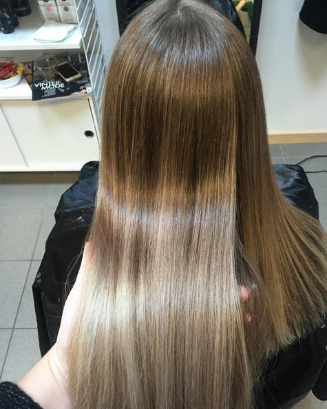 Here S What You Need To Know About Color Melting Your Hair