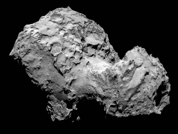 Philae, The Little Robot That Landed On A Comet, Is Dead