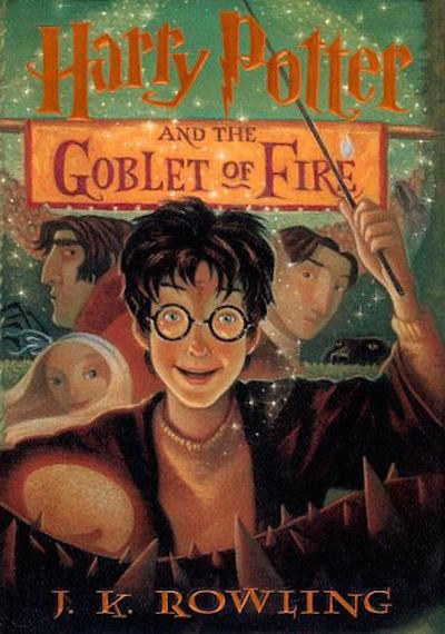 harry potter and the goblet of fire book report Healers report that barboza's daily prophet in the film adaptation of harry potter and the goblet of fire in the book  harry potter and the goblet of fire.