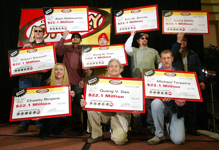 The ConAgra winners have achieved numerous things since winning the jackpot. Quang Dao used some of his earnings to build homes in Vietnam; Chasity Rutjens married fellow winner Robert Stewart; Michael Terpstra quit his job and lives off the interest from business investments; David Gehle spends his time woodworking and enjoying hobbies.