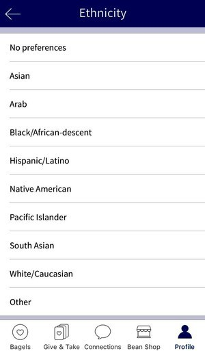 The Dating App That Knows You Secretly Aren     t Into Guys From Other     BuzzFeed Coffee Meets Bagel     s ethnicity preferences