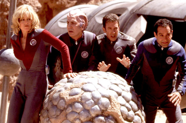"""Which """"Galaxy Quest"""" Crew Member Are You?"""