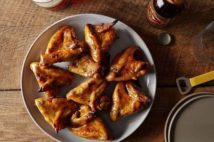 It isn't a real game day unless you have wings. Get the recipe.