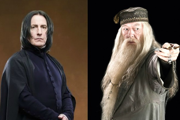Dumbledore And Snape | www.pixshark.com - Images Galleries ... Dumbledore Vs Snape