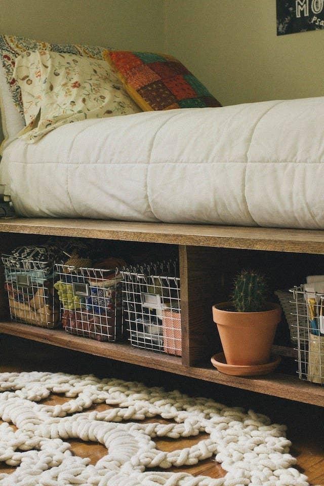 21 Maneras fáciles de lograr que tu dormitorio se vea mejor