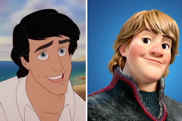 We Know Which Male Disney Character Is Your Soulmate Based -6437