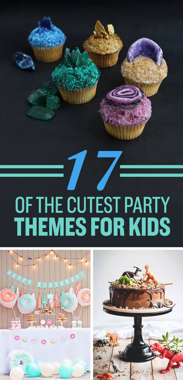 17 Completely Awesome Party Ideas For Kids Or Adults