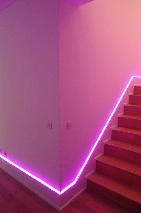Diy Neon Wall Light