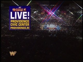 Providence truly shined her light upon us as Vince announced that the 1994 Royal Rumble was finally here! The Civic Center was rockin'! WWE Fans around the globe were about to witness the best Royal Rumble in WWE History!