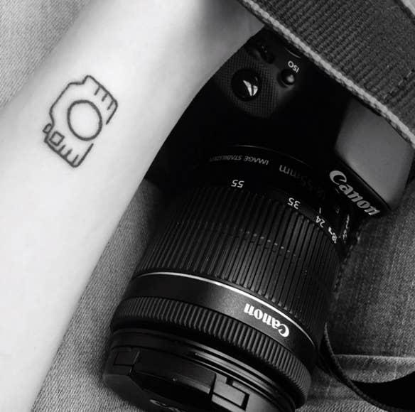 Una cámara diminuta.—jamiec4