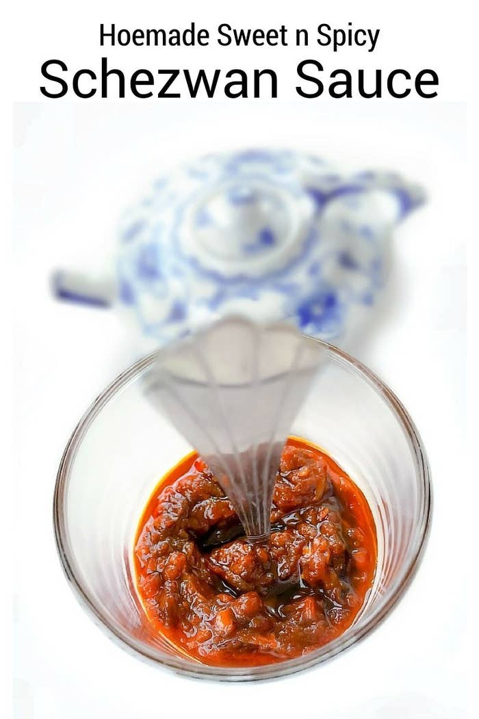 Call it by any name Sichuan/Sizchuan/Schezwan - Its HOT ! Get the recipe - here