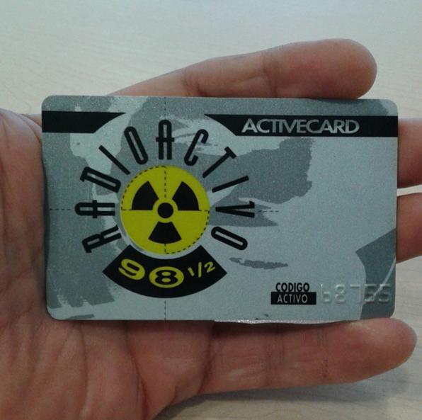 (O al menos llamaste desesperadamente sin éxito y perseguiste a la Patrulla Radioactiva por toda la ciudad para obtenerla.)