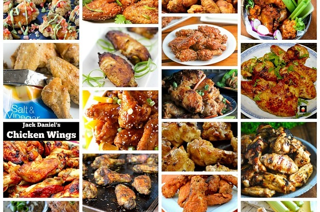 21 outrageous chicken wing recipes forumfinder Images