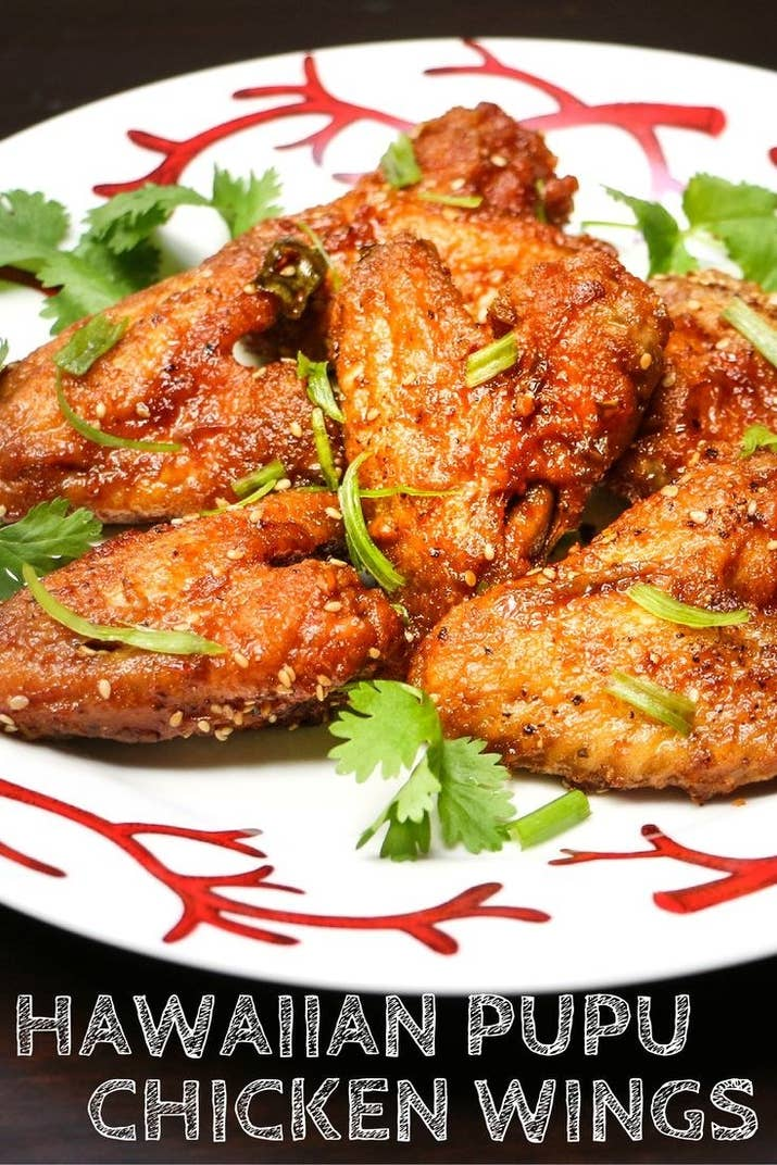 21 outrageous chicken wing recipes hawaiian pupu chicken wings see recipe forumfinder Images