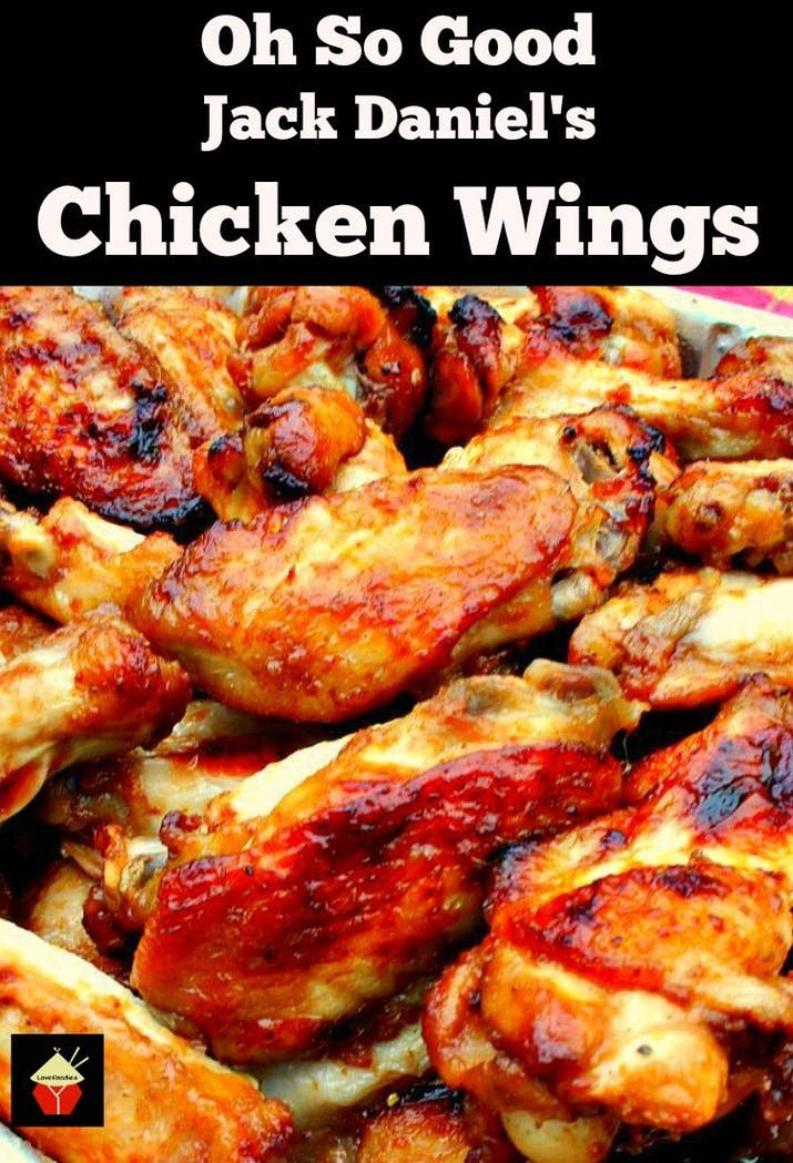 21 outrageous chicken wing recipes oh so good jack daniels chicken wings see recipe forumfinder Images