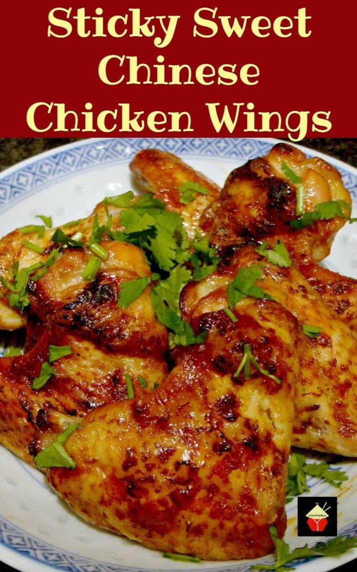 21 outrageous chicken wing recipes sticky sweet chinese chicken wings see recipe forumfinder Images