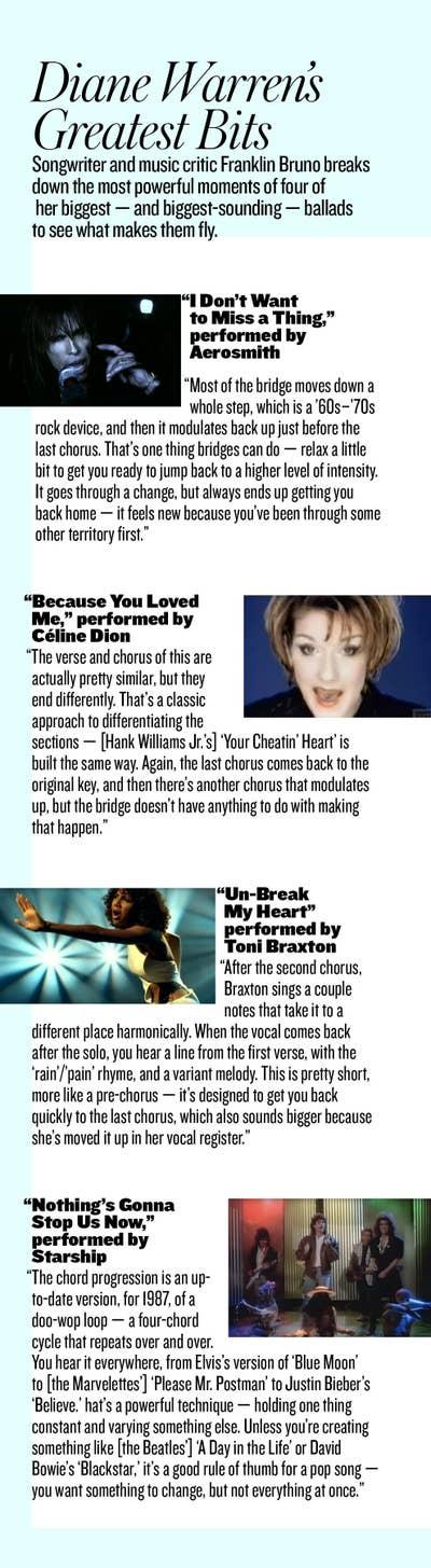 Meet Diane Warren, Whose Songs You've Been Ruining At Karaoke For Years