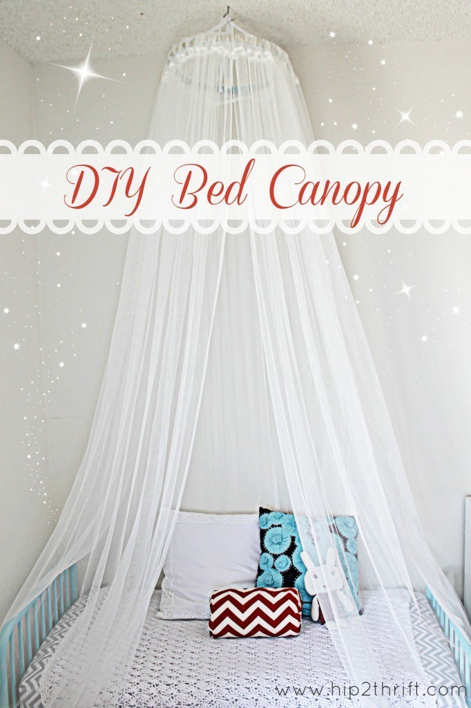 And A Kiddy Sized Canopy Is Just As Easy.