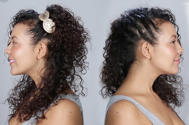 10 Hairstyles For Curly Hair You Need To Try Asap