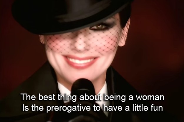 lets go girls 2 20202 1453295710 1_dblbig 17 shania twain lyrics that will guide you to self acceptance