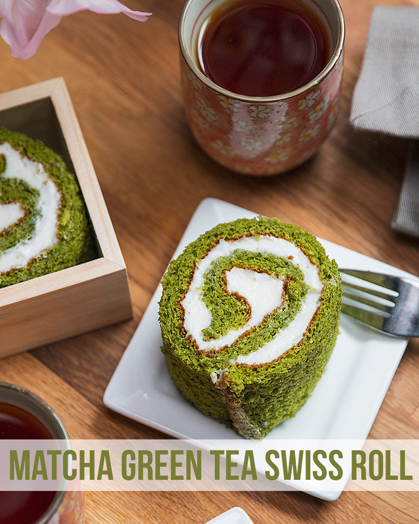 This Matcha Green Tea Recipe Is So Sexy