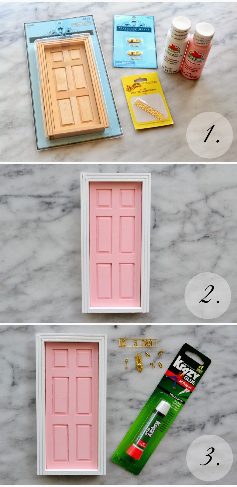 DIY an a-door-able tooth fairy door. & 19 Tooth Fairy Ideas That Are Borderline Genius