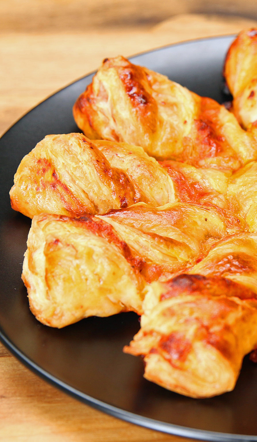 how to make puff pastry sheets at home video